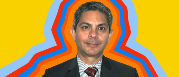Arturo Gonzalez Ph.D. '97